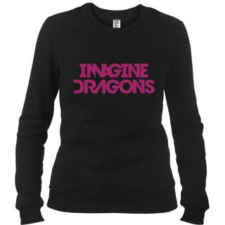 Imagine Dragons 01 - Свитшот женский