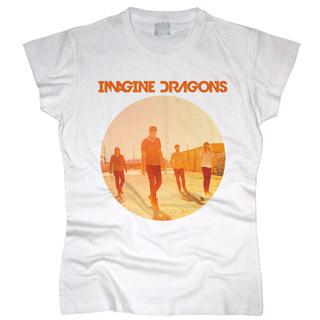 Imagine Dragons 04 - Футболка женская