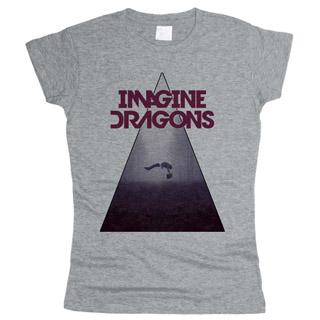 Imagine Dragons 05 - Футболка женская