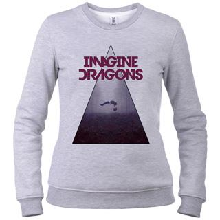 Imagine Dragons 05 - Свитшот женский