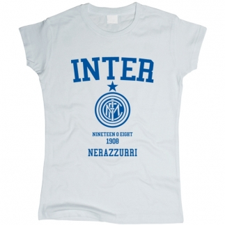 Inter 01 - Футболка женская