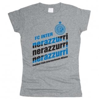Inter 02 - Футболка женская