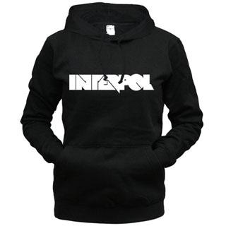 Interpol 03 - Толстовка женская