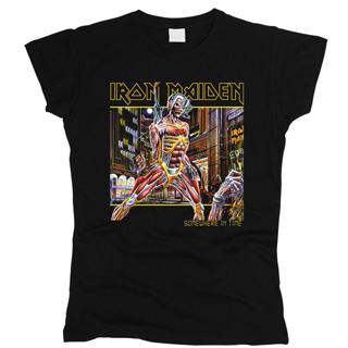 Iron Maiden 01 - Футболка женская