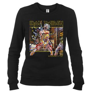 Iron Maiden 01 - Свитшот женский