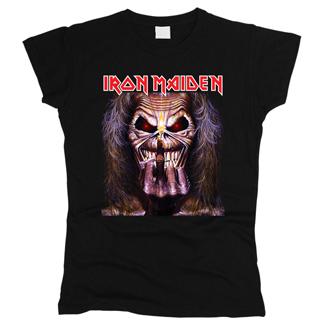 Iron Maiden 02 - Футболка женская