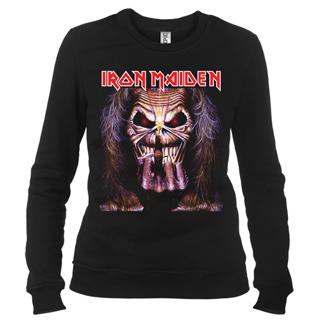 Iron Maiden 02 - Свитшот женский