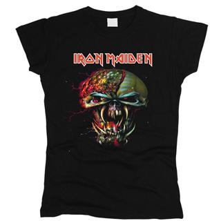 Iron Maiden 04 - Футболка женская