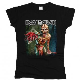 Iron Maiden 06 - Футболка женская