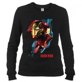 Iron Man 01 - Свитшот женский