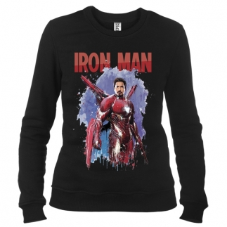 Iron Man 02 - Свитшот женский