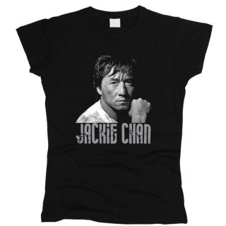 Jackie Chan 01 - Футболка женская
