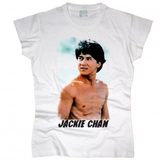 Jackie Chan 02 - Футболка женская
