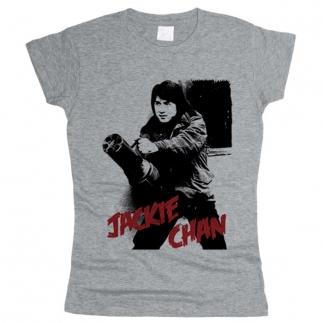 Jackie Chan 03 - Футболка женская