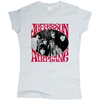 Jefferson Airplane 03 - Футболка женская