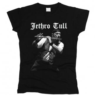 Jethro Tull 02 - Футболка женская