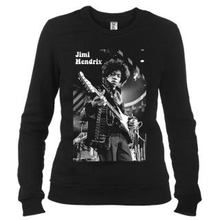Jimi Hendrix 06 - Свитшот женский