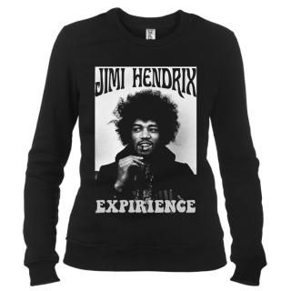 Jimi Hendrix 07 - Свитшот женский