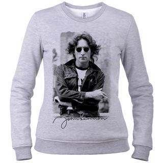 John Lennon 02 - Свитшот женский