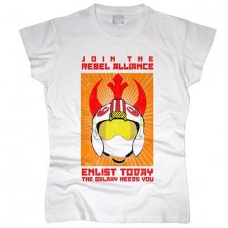 Join Rebel 01 - Футболка женская