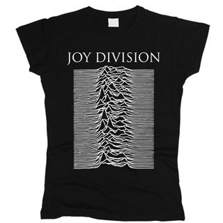Joy Division 01 - Футболка женская