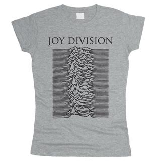 Joy Division 02 - Футболка женская