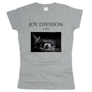 Joy Division 06 - Футболка женская