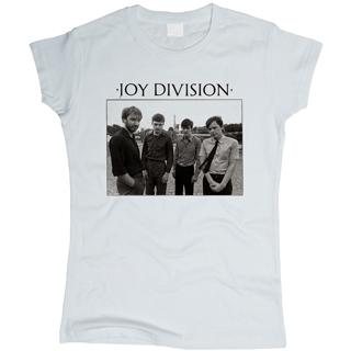 Joy Division 07 - Футболка женская