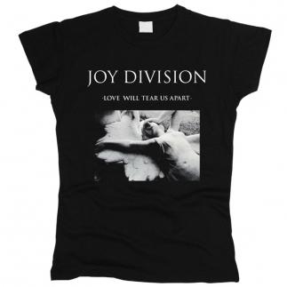 Joy Division 08 - Футболка женская