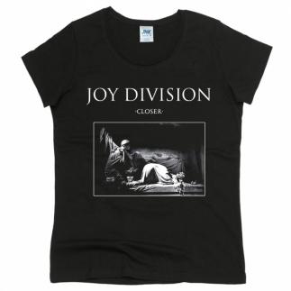Joy Division 09 - Футболка женская оверсайз