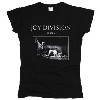 Joy Division 09 - Футболка женская