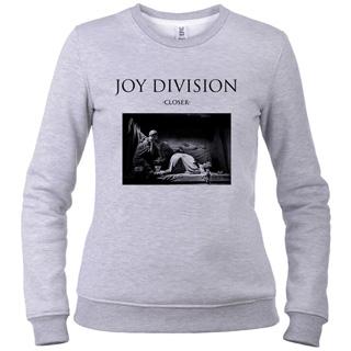 Joy Division 06 - Свитшот женский