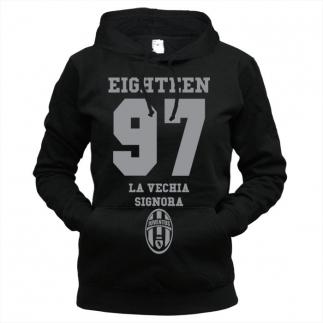 Juventus 02 - Толстовка женская