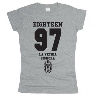 Juventus 02 - Футболка женская