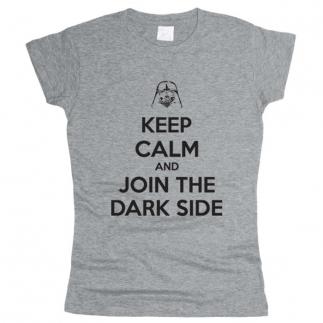 Join The Dark Side 01 - Футболка женская