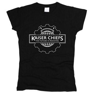 Kaiser Chiefs 02 - Футболка женская