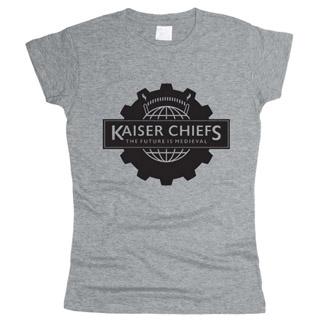 Kaiser Chiefs 03 - Футболка женская