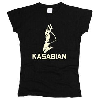 Kasabian 01 - Футболка женская
