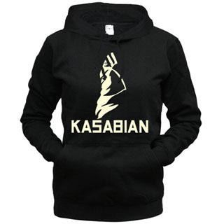 Kasabian 01 - Толстовка женская