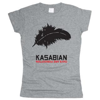 Kasabian 02 - Футболка женская