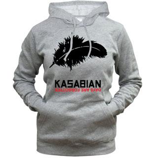 Kasabian 02 - Толстовка женская