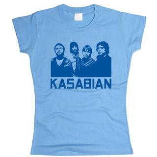 Kasabian 05 - Футболка женская