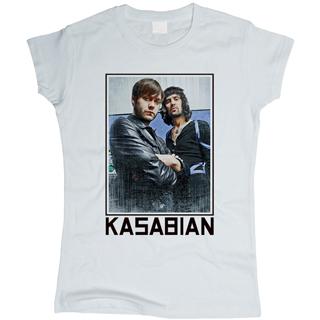 Kasabian 06 - Футболка женская