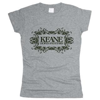 Keane 04 - Футболка женская