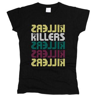 Killers 01 - Футболка женская