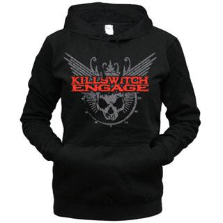 Killswitch Engage 01 - Толстовка женская