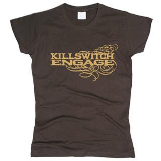 Killswitch Engage 02 - Футболка женская