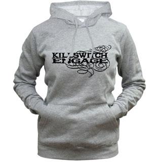 Killswitch Engage 02 - Толстовка женская