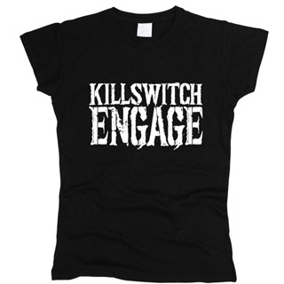 Killswitch Engage 03 - Футболка женская