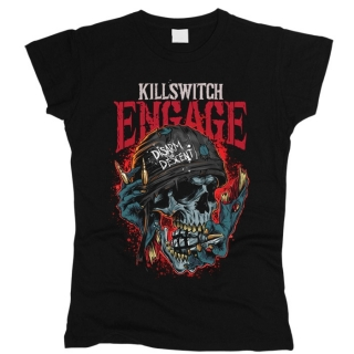 Killswitch Engage 05 - Футболка женская